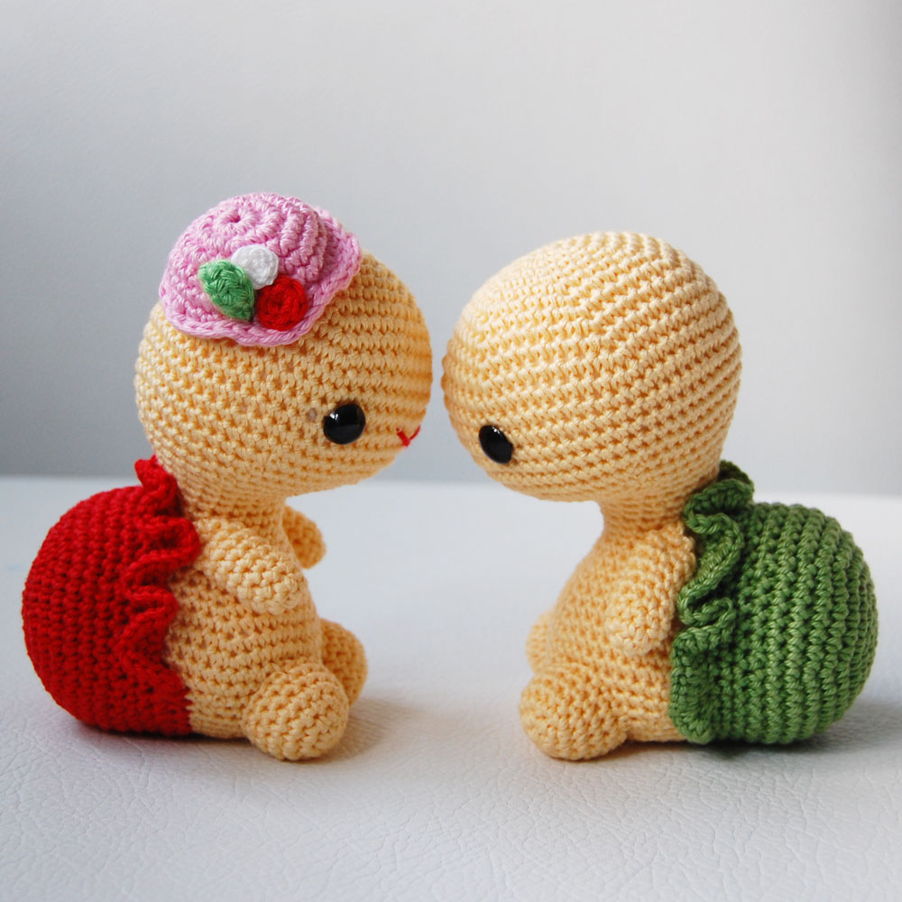 Easy Amigurumi Cute : Amigurumi Pictures to pin on Pinterest